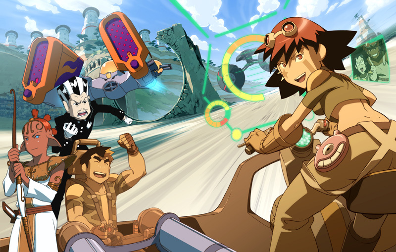 Oban Star Racers Story Quiz 39