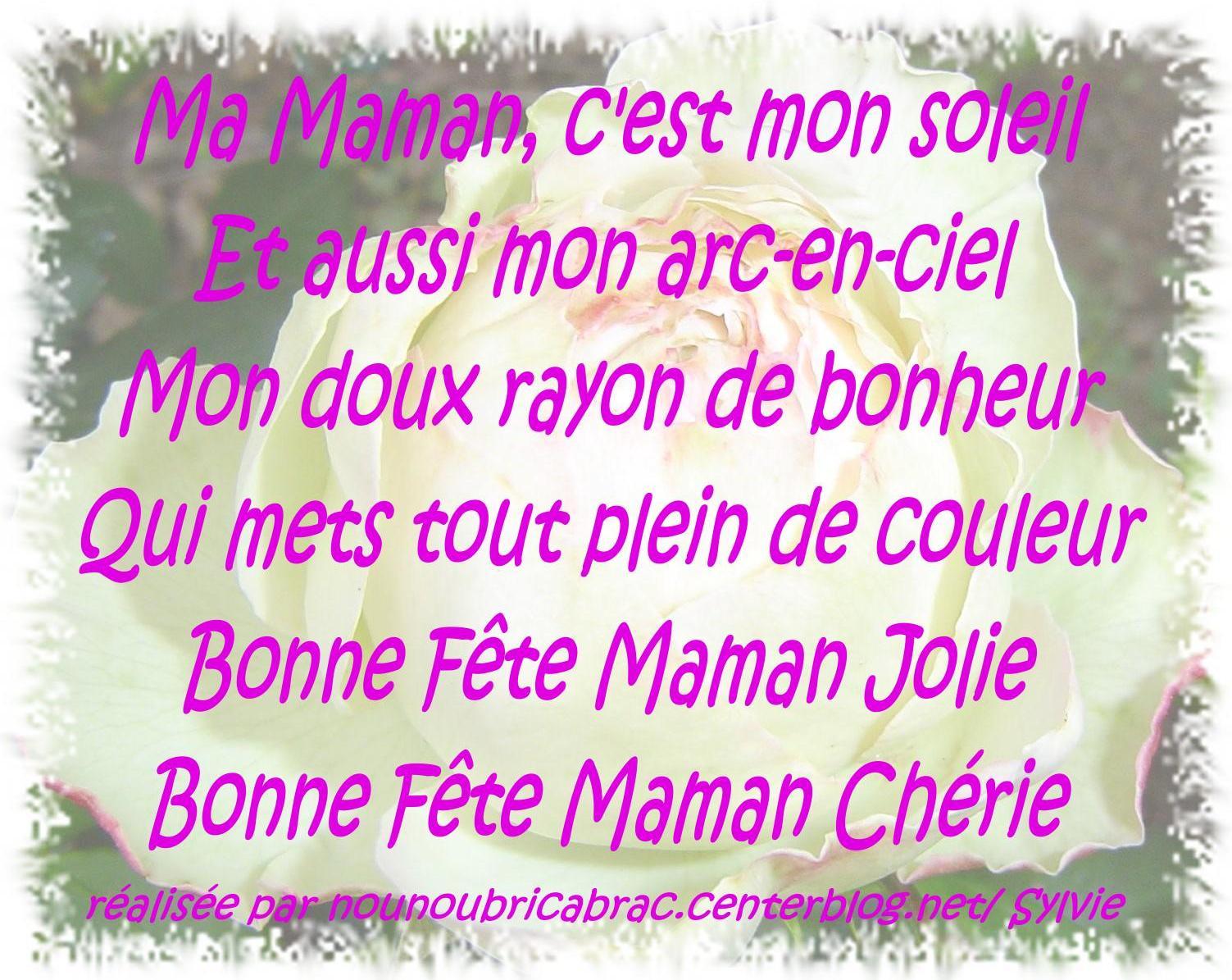 Proverbe Damour Pour Sa Maman Poeme Pour L Anniversaire De